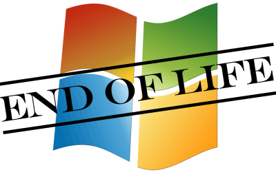 End of Life is Just Around the Corner for Two Important Windows Products! Are You Ready? (Windows 7 & Server 2008)