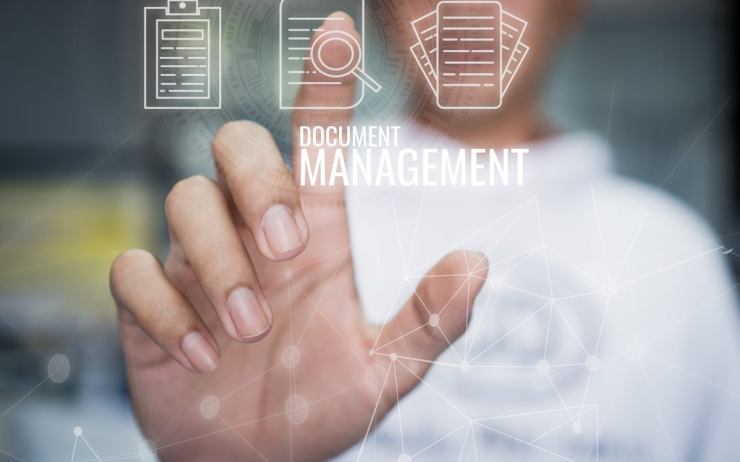 Best Practices for Digital Document Management to Keep Your Data from Being Breached